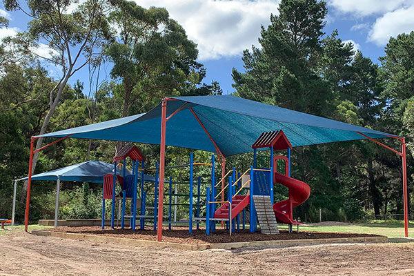 Linton Primary School - Playground