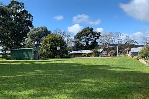 Linton Primary School - Recreation Area