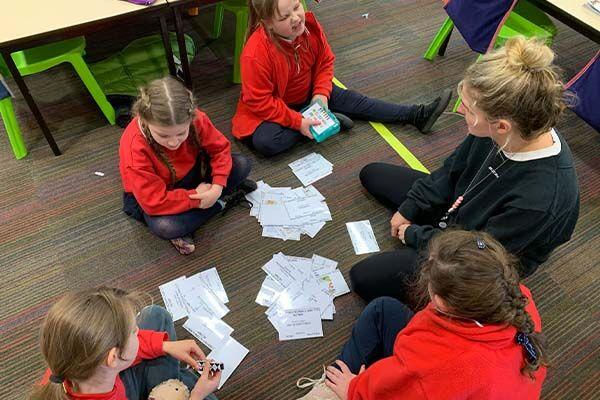 Linton Primary School - Students